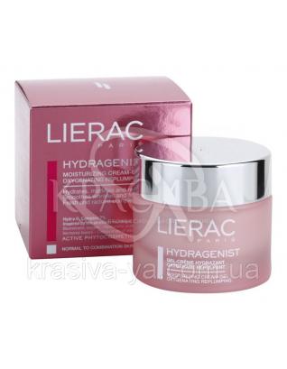 Гидраженист гель-крем для нормальной и комбинированной кожи, 50 мл : Lierac