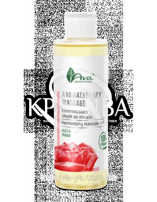 Гармонизирующее массажное масло с розой - Harmonizing Massage Oil-Rose, 200 мл : Масло для массажа