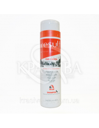 Four-C EKO Shampoo Шампунь для домашнього догляду, 300 мл : Result