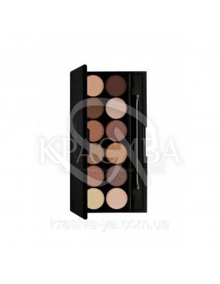 Sleek I-Divine Palette A New Day - Палетка теней для век, 12*1.1 г : Sleek make up