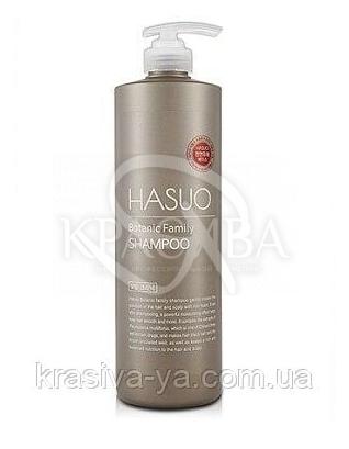 Hasuo Шампунь для всієї родини, 1000 мл : PL Cosmetic
