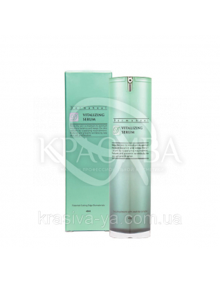 Dermaheal Vitalizing Serum Ревитализирующая сироватка для обличчя, шиї, декольте. Інтенсивний ліфтинг, 40 мл : Caregen Co. LTD