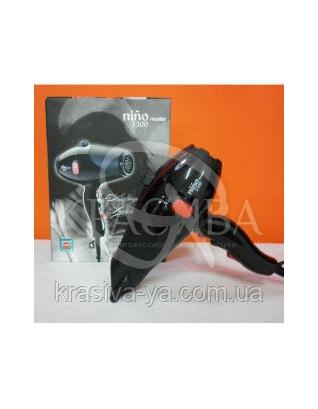 """Фен Нино Компакт черный Phon Ascingac Compakt """"Nino Nero"""", 2467736 : Фены для волос"""