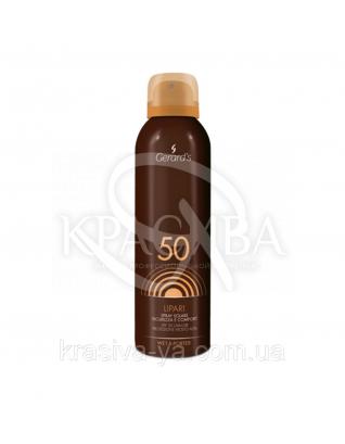 Sun Spray Lipari SPF50 Сонцезахисний спрей для обличчя і тіла SPF 50, 150 мл :