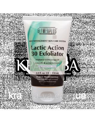 Lactic Action 30% Exfoliator Молочный пилинг 30%, 118 мл : GlyMed Plus