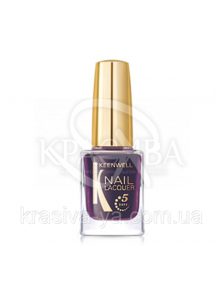 """Лак для ногтей Nail Polish """"Purple"""", 12 мл : Товары для маникюра и педикюра"""