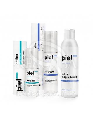 Комплекс: Защита и увлажнение для нормальной и комбинированной кожи (002 + 011 + 004), 30мл + 250мл + 50мл :