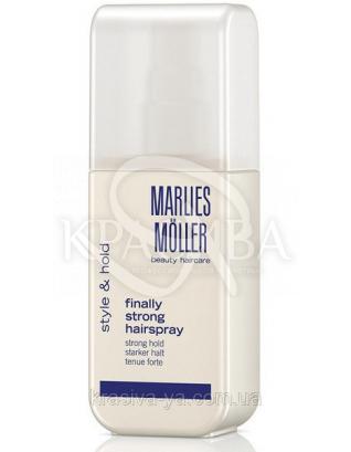Finally Strong Hairspray - Лак для волос сильной фиксации, 30 мл :