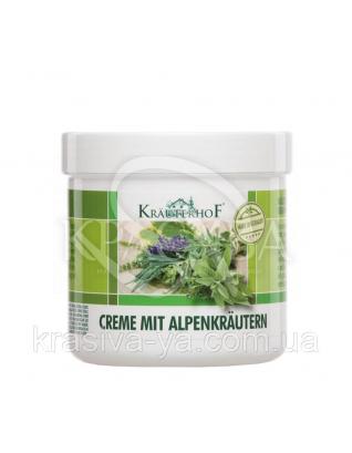 Krauterhof Крем для ніг з альпійськими травами, 250 мл : Засоби для догляду за ногами