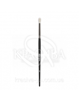 256 Blending brush, white goat - Кисть для растушевки, ворс белая коза : Nastelle