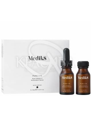 Сыворотка с аскорбиновой кислотой 15% : Medik8