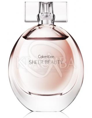 Sheer Beauty : Calvin Klein