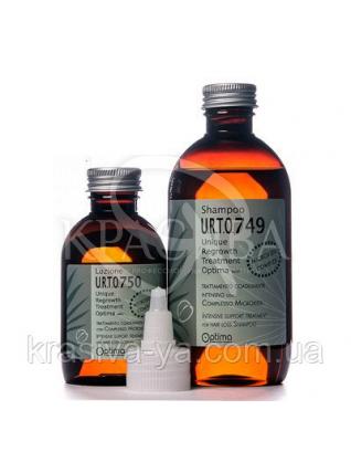 Шампунь для стимуляції росту волосся SHAMPOO ANTICADUTA URTO, 200мл : Optima
