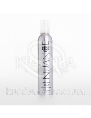 Nuance CP Мусс для волос сильной фиксации, 300 мл : Мусс для волос