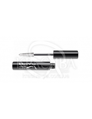 Гель для брів Eyebrow Gel 09 Transparent, 6 мл : Beyu