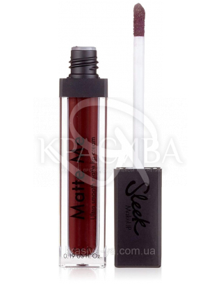 Sleek Matte Me Lip Gloss Unreal - Жидкая матовая помада, 6 мл : Sleek make up