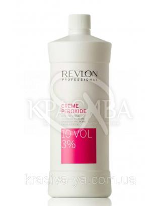 Крем - пероксид 3%, 900 мл : Revlon Professional