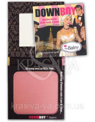 The Balm boy's Blush Down Boy-Matte Baby Pink - Рум'яна, 8.5 г
