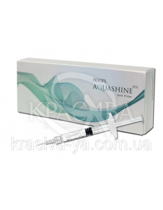 Aquashine BTX Ревитализант с лифтинговым и осветляющим эффектом, 2 мл : Препараты для биоревитализации