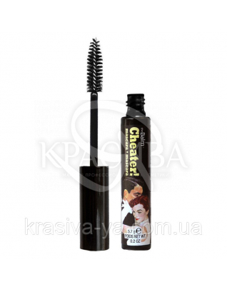 The Balm Mascara Cheater Mascara-Black (Tester) - Туш для вій, 5.7 мл : TheBalm