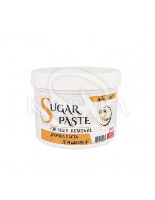 Silk&Soft Сахарная паста для депиляции Экстра (средняя) Extra, 500 г + 150 г : Паста для шугаринга