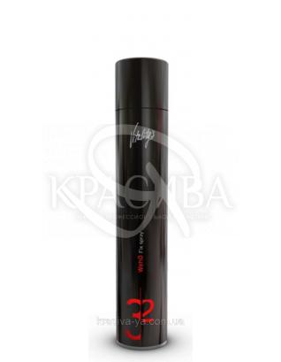 Vitality's We-Ho Fix Spray 3/2 Лак-спрей сильної фіксації з УФ - фільтром, 90 мл : Vitality's