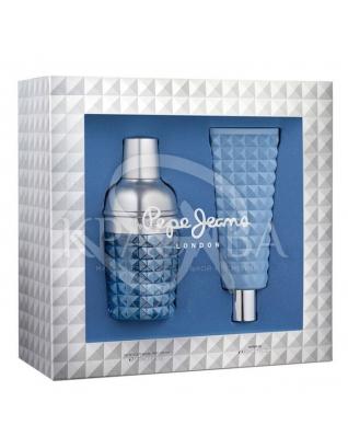 Туалетная вода для мужчин + Гель для душа : Pepe Jeans