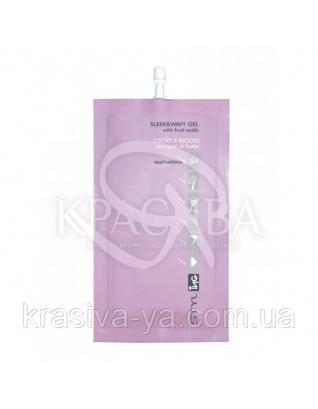 ING Гель для прямых и вьющихся волос (саше), 40 мл : ING