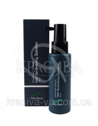 Pelo Baum Hair Revitalizing Solution Ревитализирующий лосьон-активатор для волос и кожи головы, 60 мл