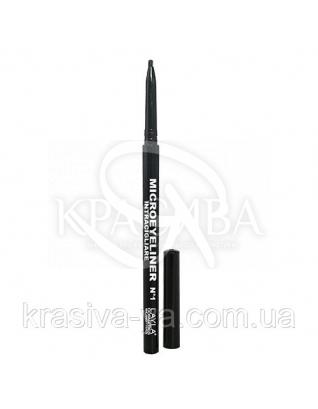 Подводка для глаз Micro Eyeliner - Black Onyx, 6 мл : Подводка для глаз