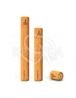 Humble Бамбуковый футляр для зубной щетки, 1 шт : Футляр для зубных щеток