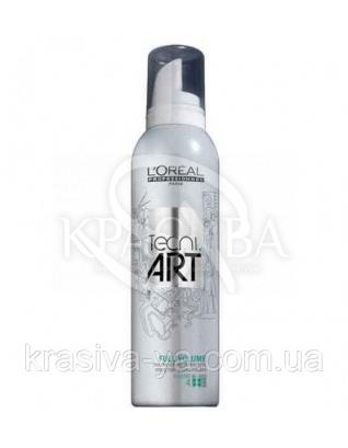 L'oreal Professionnel Tecni Art Full Volume - Мусс для объема и фиксации волос, 250 мл