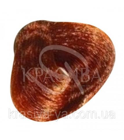 Стійка крем-фарба для волосся 7.43 Мідний золотистий блондин, 100 мл - 1