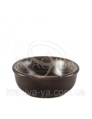 Миска керамічна маленька GU1443 Коричневий : Аксесуари для ванної