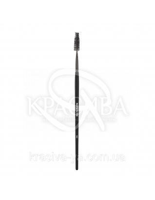 142 Mascara brush - Пензлик-щітка для вій, синтетика : Nastelle