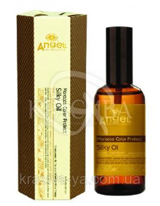Масло для защиты цвета волос с маслом цветов апельсина, 100мл