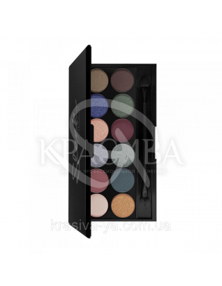 Sleek I-Divine Palette Enchanted Forest - Палетка тіней для повік, 12*1.1 м : Sleek make up