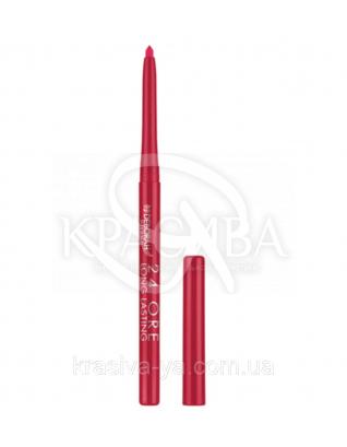 """Стійкий косметичний олівець для губ """"Long Lastin 24 Ore"""" 4 The Pink Cyclamen, 0.4 г : Олівець для губ"""