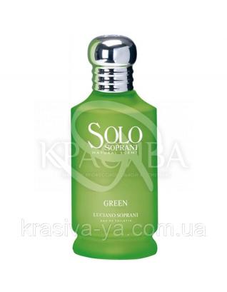 Solo Green Tester EDT Туалетная вода унисекс 2012 г., 100 мл : Туалетная вода унисекс