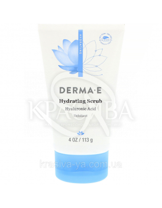 Увлажняющий скраб с гиалуроновой кислотой - Hydrating Scrub With Hyaluronic Asid, 113 г : Скрабы и эскфолианты