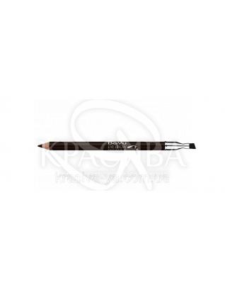 Карандаш для бровей Eye Brow Definer 13 Dark Brown, 1 г : Карандаш для бровей