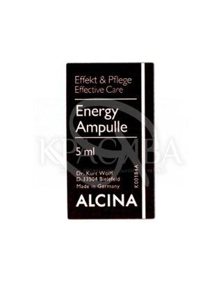 Енергетичні ампули,5 мл : Alcina