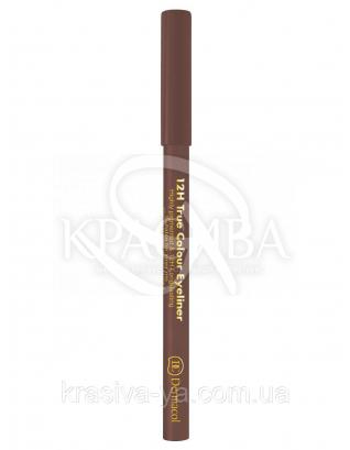 DC Make-up 12H True Colour 04 Олівець для очей стійкий, 1.6 м : Dermacol