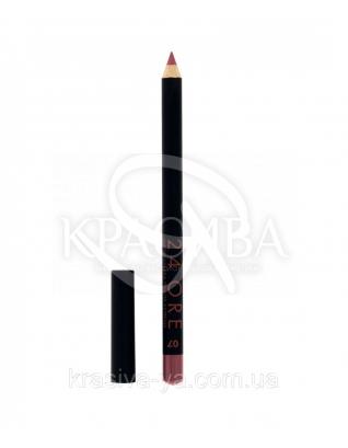 "Стойкий косметический карандаш для губ ""Lip Pencil 24 Ore"" 07 Antique Rose, 1.5 г : Карандаш для губ"