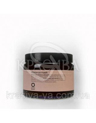 О. Вей АшБаланс Маска для волос при применении щелочных средств, 500 мл (стекло)