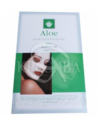 Восстанавливающая маска с алоэ Faifia, 20г