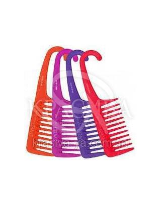 Beter Viva B Sweet Hair Comb Гребінь для кучерявого волосся з ручкою в блістері, 22.5 см : Аксесуари для волосся