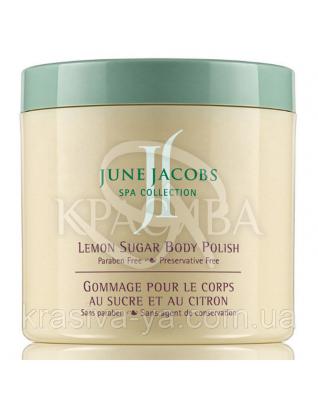Lemon Sugar Body Polish - Сахарно-лимонный скраб для тела