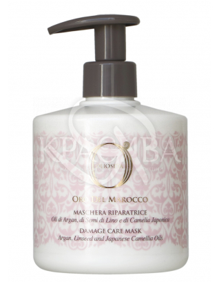 Barex Olioseta ODM - Восстанавливающая маска для поврежденных волос, 500 мл