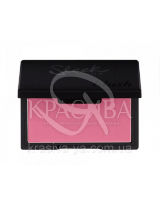 Sleek Brush Pixie Pink - Компактні рум'яна, 8 г : Sleek make up